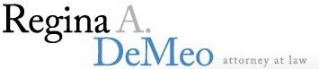 Regina DeMeo Logo